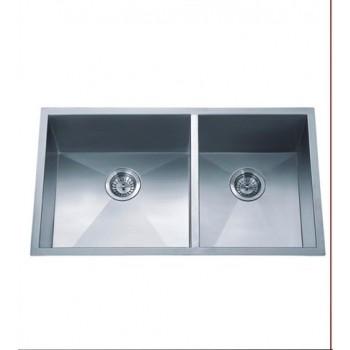 Dax-SQ-3320 Double Bowl Kitchen Sink