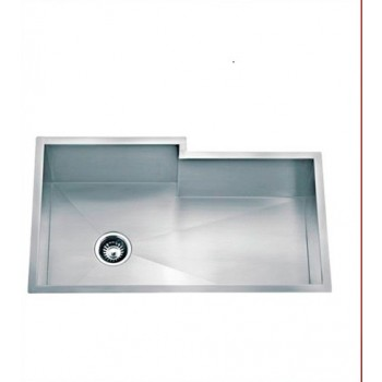 Dax-SQ-3420F Double Bowl Kitchen Sink