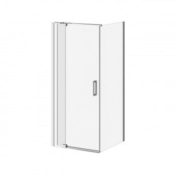 Kalia DR1743+DR1749 Distink 36 X 77 X 36 Pivot Shower Door