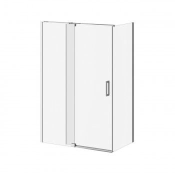 Kalia DR1746+DR1748 Distink 54 X 77 X 32 Pivot Shower Door