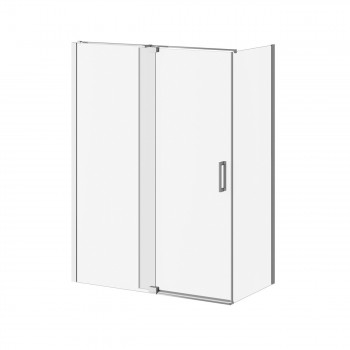 Kalia DR1747+DR1748 Distink 60 X 77 X 32 Pivot Shower Door
