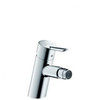 Hansgrohe 31721 Focus S Bidet Faucet Single Hole with Pop Up Assembly