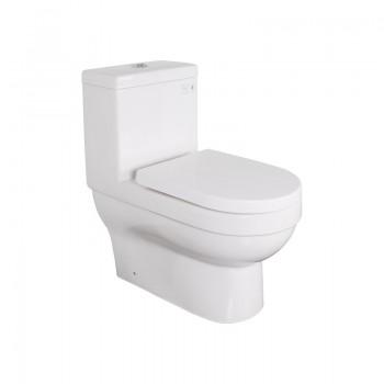 KDK A05 Jet Siphonic One-Piece Elongated Toilet