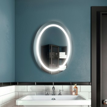 Kalia MR1664-500-001 Effect Bathroom Mirror - 24 X 32