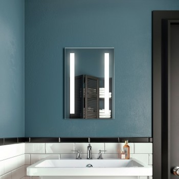Kalia MR1671-500-001 Brilia Bathroom Mirror - 18 X 26