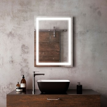 Kalia MR1676-500-001 Effect Bathroom Mirror - 24 X 32