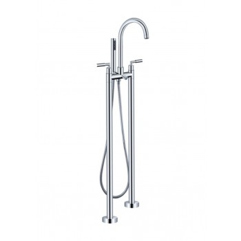 Piatti S12204011 Nance Series Handle Bathtub Faucet