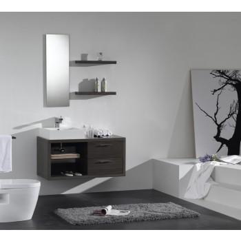 Piatti R1000 Modern Bathroom Vanity Acrylic Sink