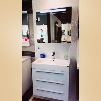 Piatti_R750 Modern Vanity 30inch Poly Marble Sink