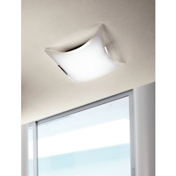 Sikrea QUADRO-PL27 Quadro 1 Light Ceiling Lamp