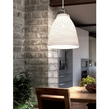 Sikrea ZOE-S Zoe 1 Light Hanging Lamp
