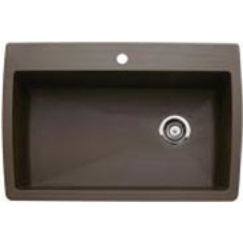 Blanco Diamond 44 Super Single Bowl Silgranit II (Di) Sink